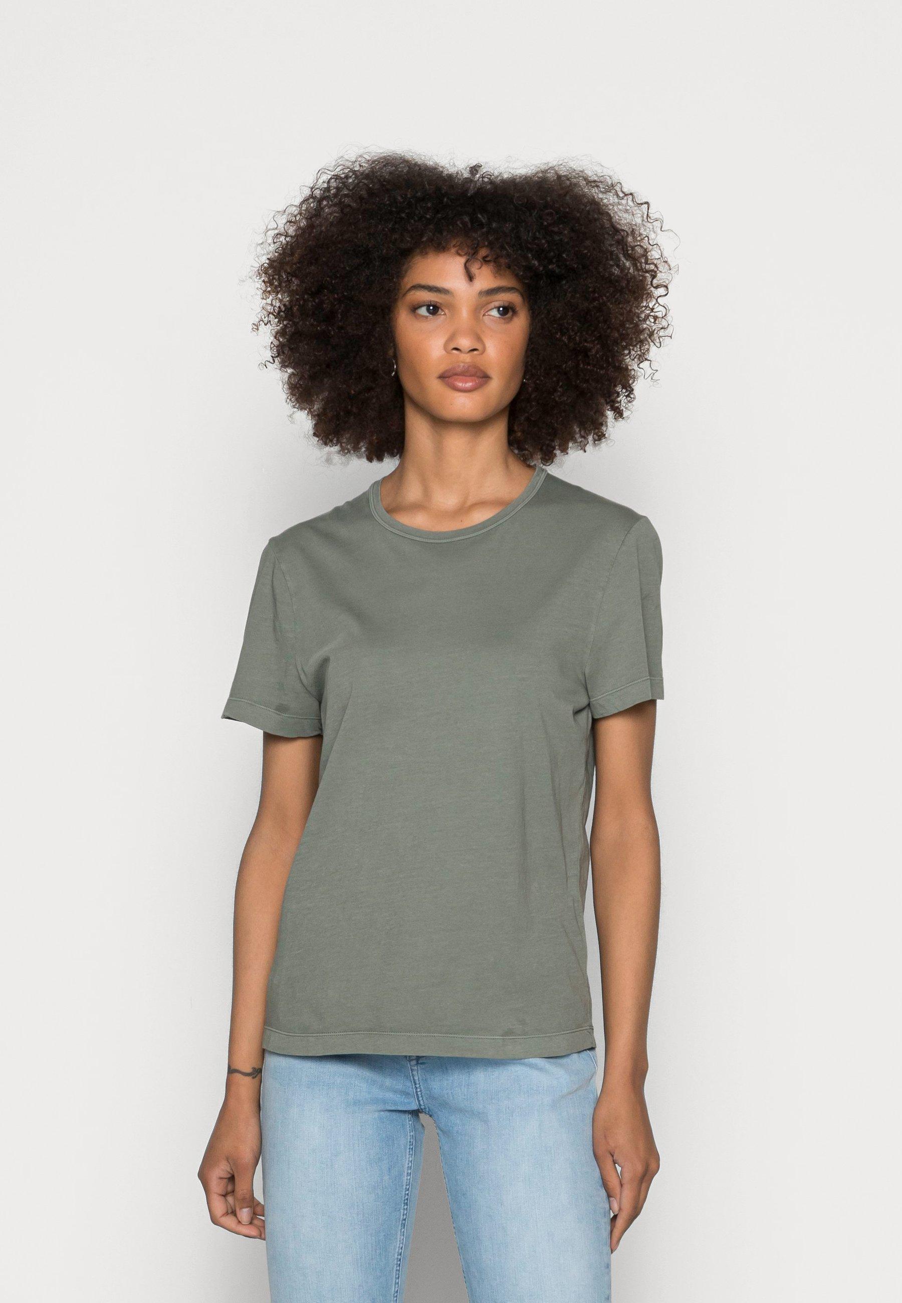 Damen SHORT SLEEVE ROUND-NECK - T-Shirt basic