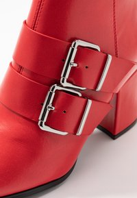 Even&Odd - Ankle boots - red - 2