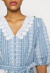 maje - RAVIANA - Maksimekko - bleu clair - 4