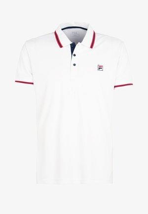 PIRO - Sports shirt - weiß