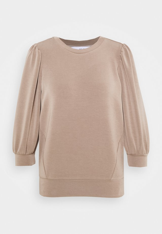 SLFTENNY - Sweater - fossil