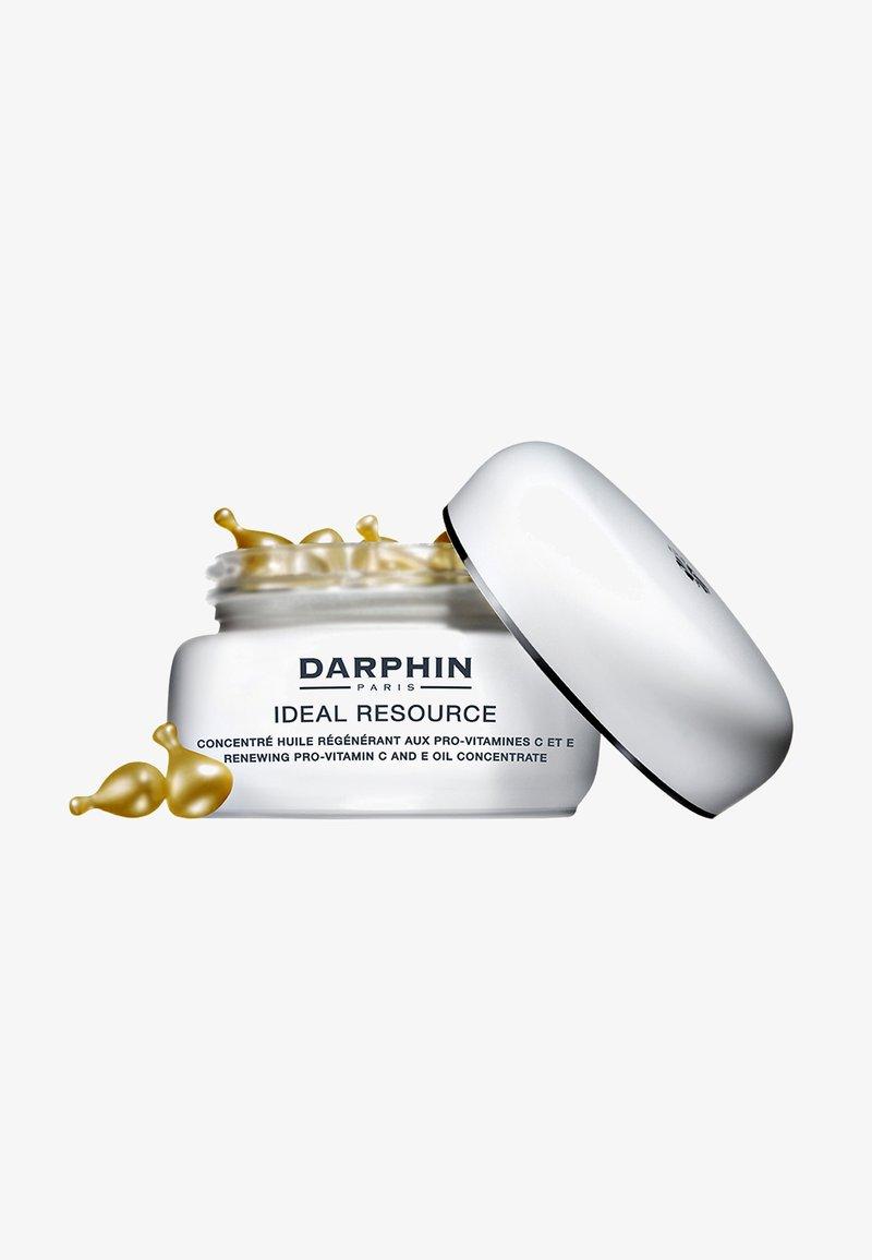 Darphin - IDEAL RESOURCE RENEWING PRO-VITAMIN C & E OIL CONCENTRATE - Olio viso - -
