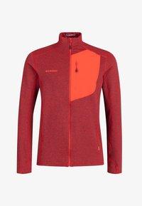 Mammut - ACONCAGUA - Training jacket - red - 4