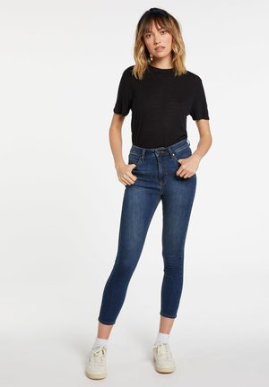 LIBERATOR HIGH RISE - Jeans Skinny Fit - blue