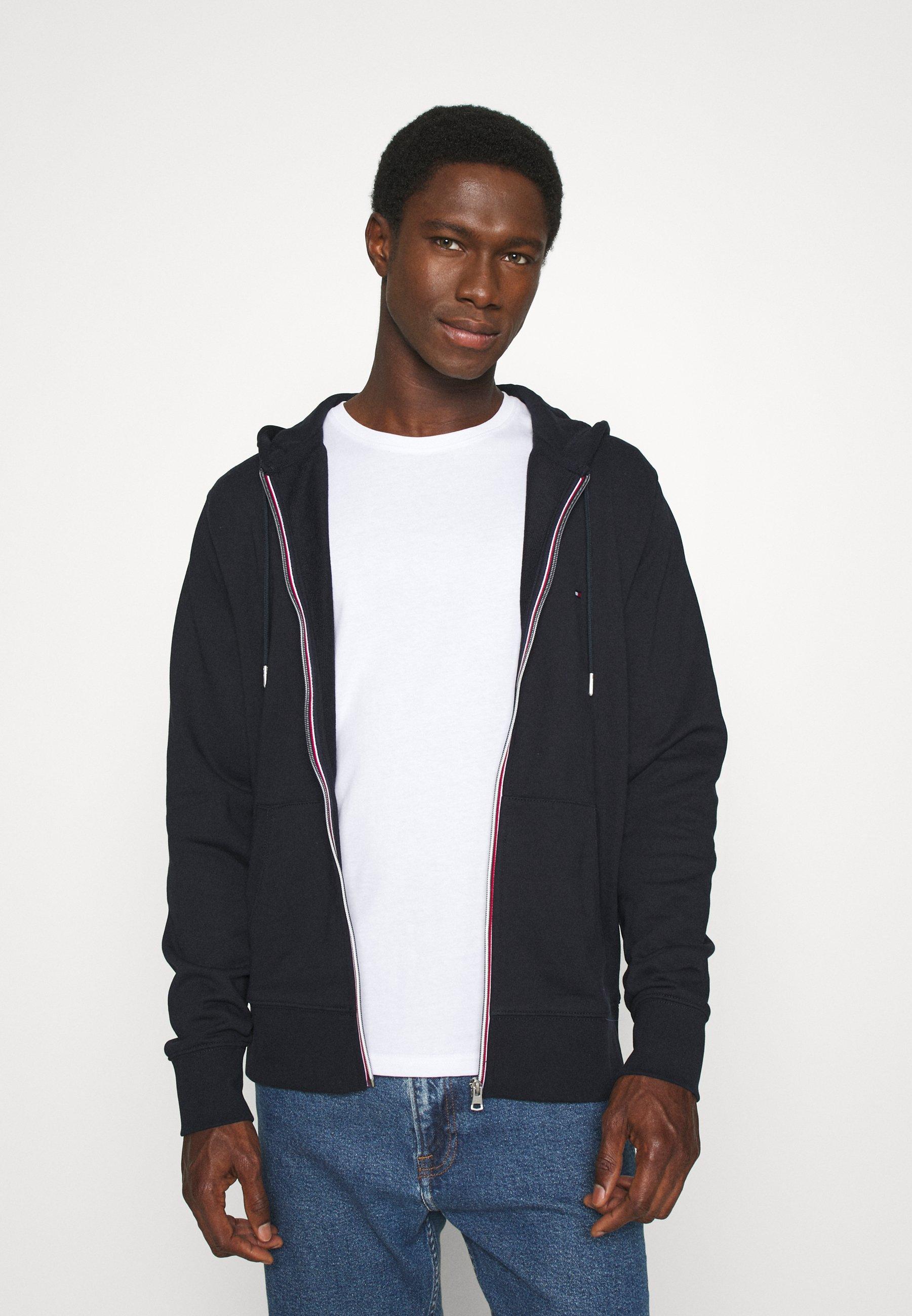 Men CORE C ZIP HOODIE - Zip-up sweatshirt