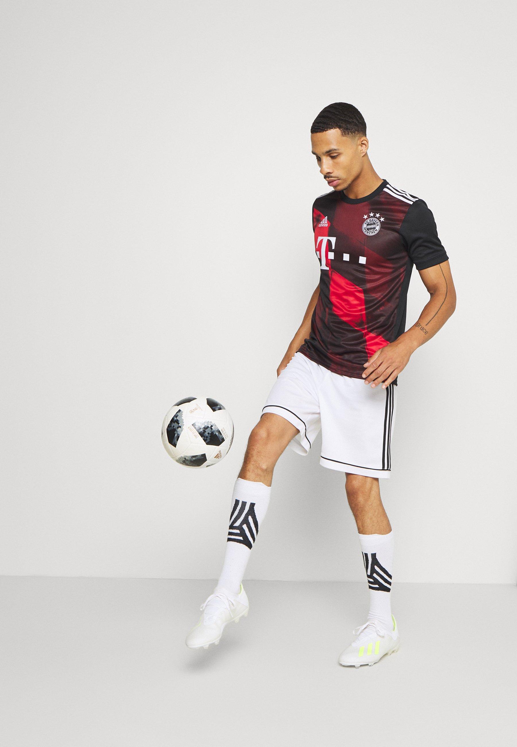 FC BAYERN MUENCHEN AEROREADY FOOTBALL Vereinsmannschaften black