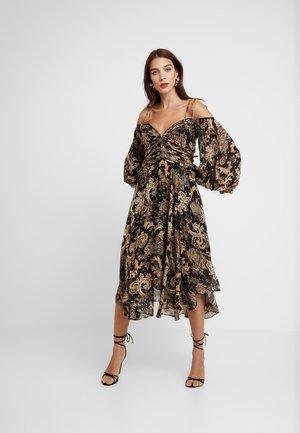 SOLAR ECLIPSE DRESS - Sukienka koktajlowa - tangier