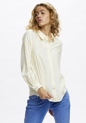 Button-down blouse - afterglow