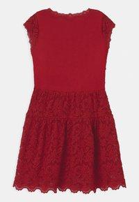 Rosemunde - LACE - Vestito elegante - cranberry - 1