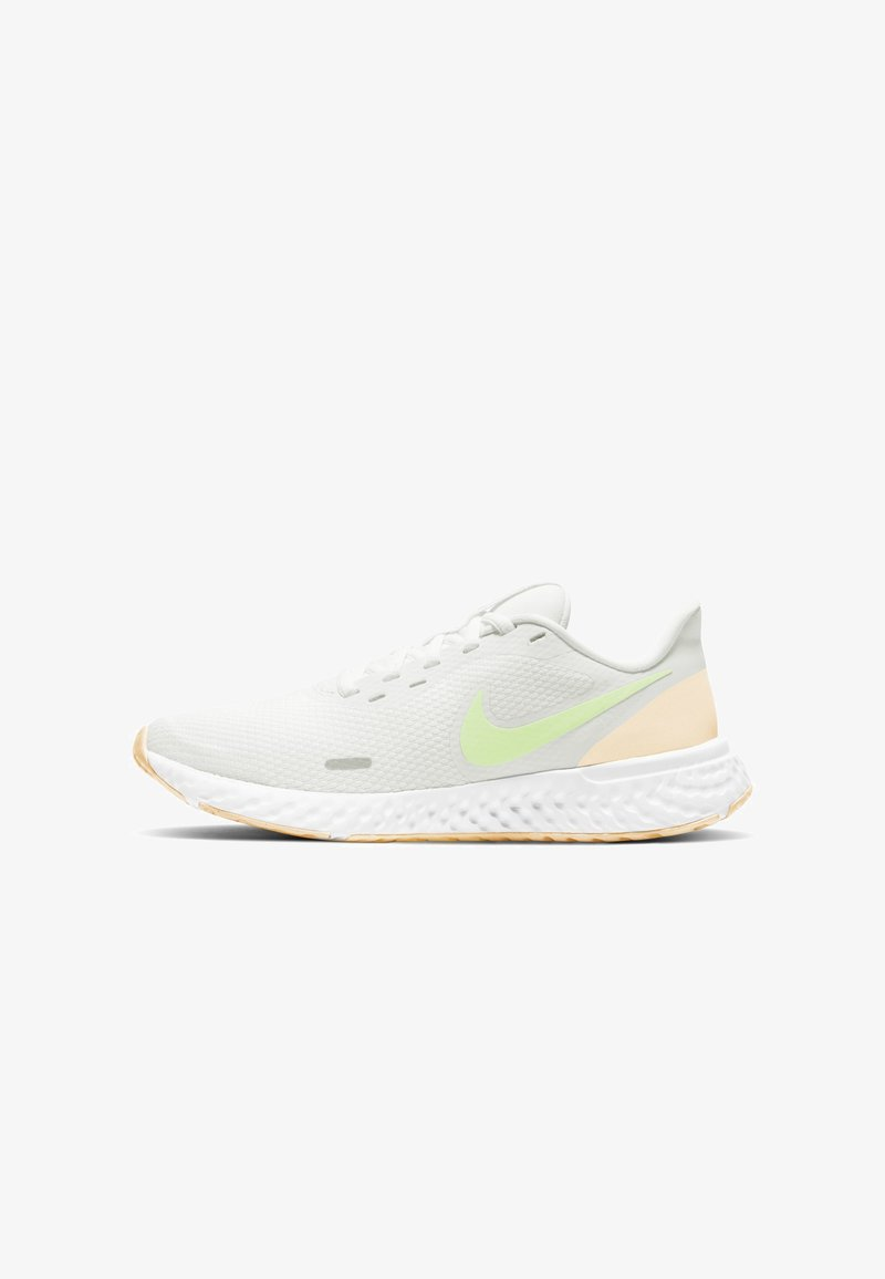 Nike Performance - REVOLUTION 5 - Neutral running shoes - summit white/guava ice/barely volt