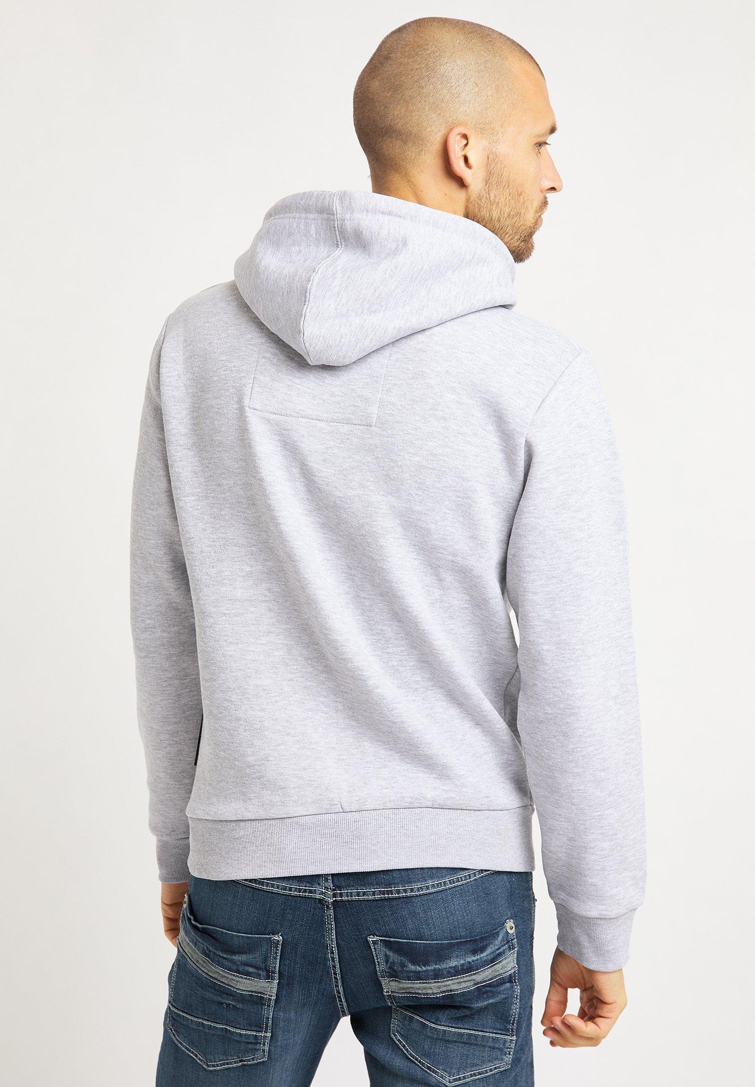 Køb Billigt Bedst Sælgende Tøj til herrer Bruno Banani Hættetrøjer grau melange CEmsE3 ulpEGv