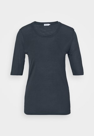 ELENA TEE - Basic T-shirt - pacific blue