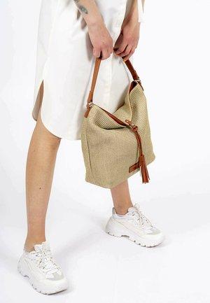 Tote bag - khaki