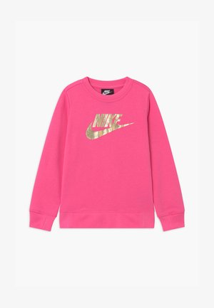 SHINE CREW - Sweatshirts - pinksicle