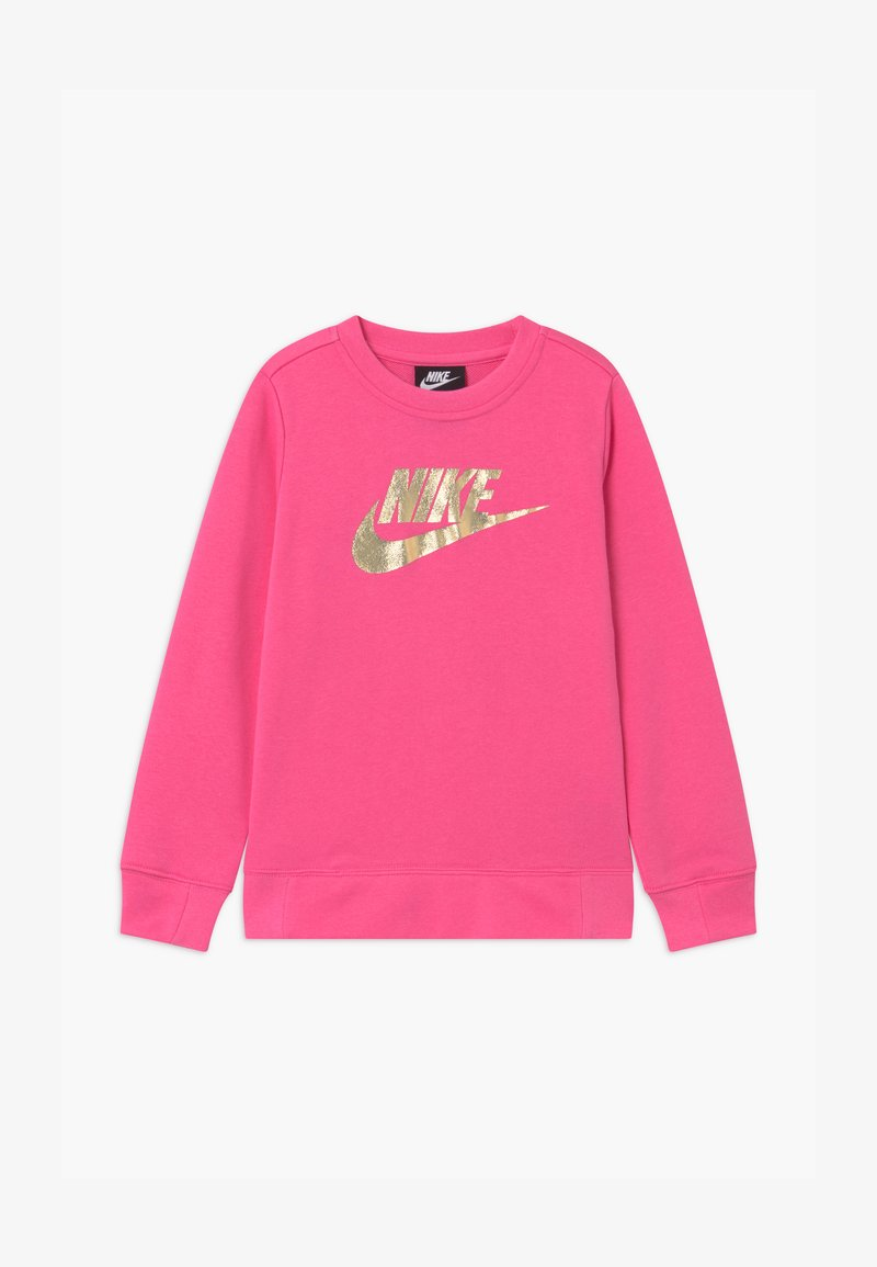 Nike Sportswear - SHINE CREW - Sweater - pinksicle