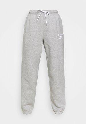 PANT - Trainingsbroek - medium grey heather