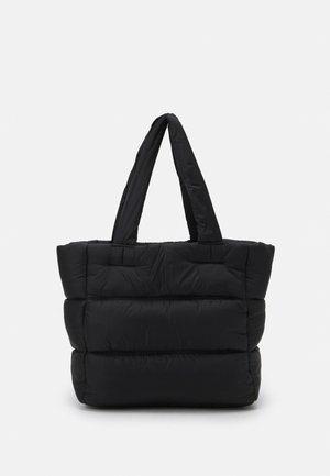 SOFIA PADDED - Shopping bag - black
