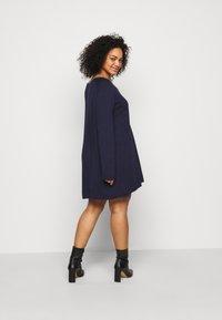 Even&Odd Curvy - Pullover - blue - 2