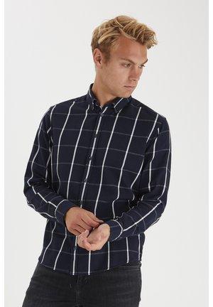 ANTON BD LS - Camicia - navy blazer