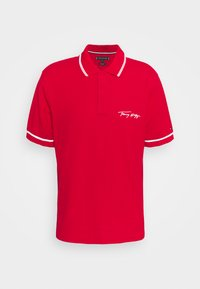 Tommy Hilfiger - SIGNATURE CASUAL - Polo shirt - primary red - 4