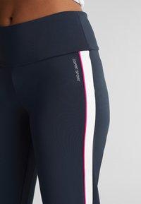 Esprit Sports - E-DRY - Tracksuit bottoms - navy - 3