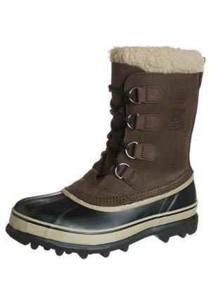 CARIBOU - Zimní obuv - bruno