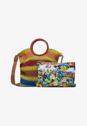 Tote bag - multicolor