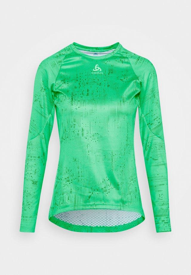 CREW NECK ZEROWEIGHT - Sports shirt - cockatoo