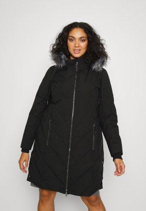 MLUXA COAT - Winter coat - black