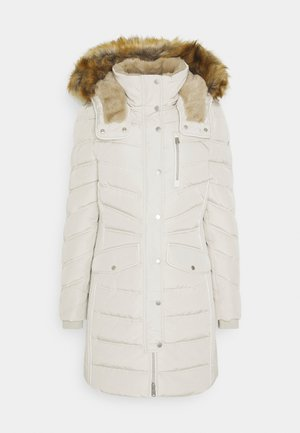 SIGNATURE PUFFER COAT - Winter coat - dusty alabaster