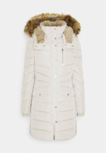 SIGNATURE PUFFER COAT - Winter coat - dusty alabaster