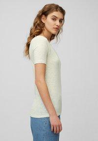 Marc O'Polo - Basic T-shirt - pale mint - 3