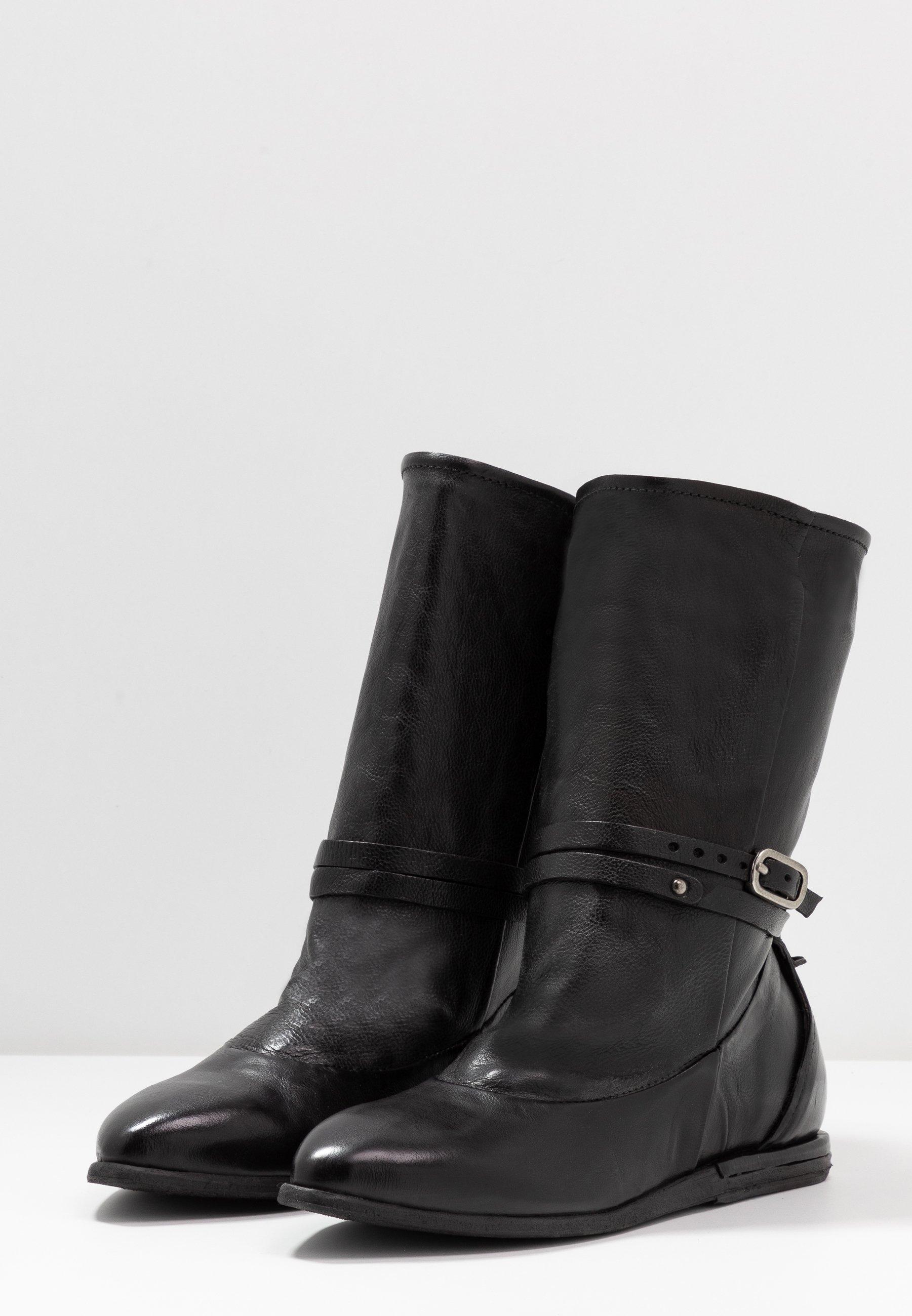 A.S.98 Bottes - nero - Bottes femme Haute qualité