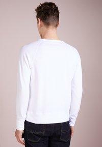 Polo Ralph Lauren - LONG SLEEVE - Sweatshirt - white - 2