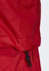 adidas Originals - Tuulitakki - red - 4