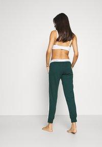 Calvin Klein Underwear - MODERN LOUNGE FULL ZIP HOODIE - Mikina na zip - camp - 2
