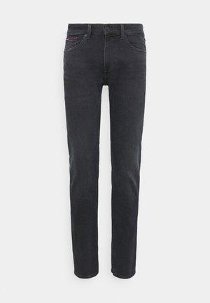 SCANTON  - Jeans slim fit - black