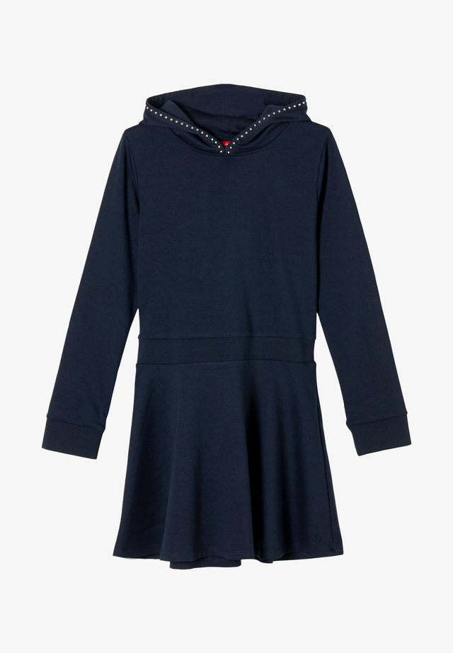 MIT RIPPBLENDE - Day dress - dark blue