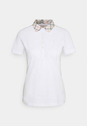MALVERN  - Koszulka polo - white