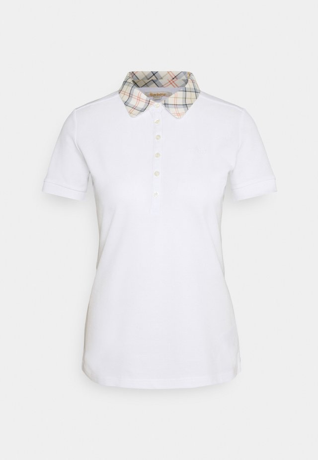 MALVERN  - Polo shirt - white