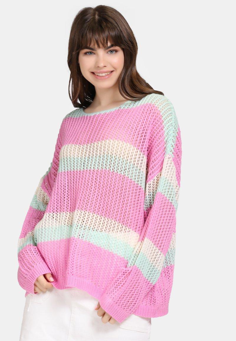 myMo - Jumper - light pink