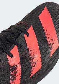 adidas Performance - DISTANCESTAR SPIKES - Trail running shoes - black - 7