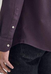 Massimo Dutti - Shirt - bordeaux - 3