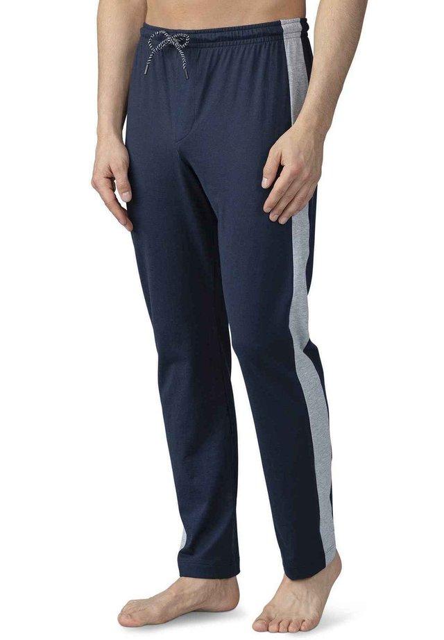 HOSE, LANG - Pyjama bottoms - yacht blue