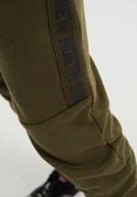 WE Fashion - Jogginghose - army green - 1