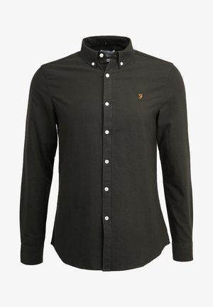 BREWER SLIM FIT - Shirt - evergreen