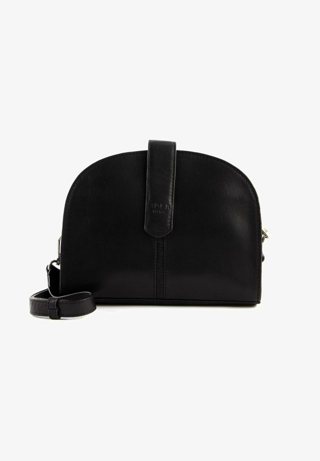 FREJA  - Across body bag - black