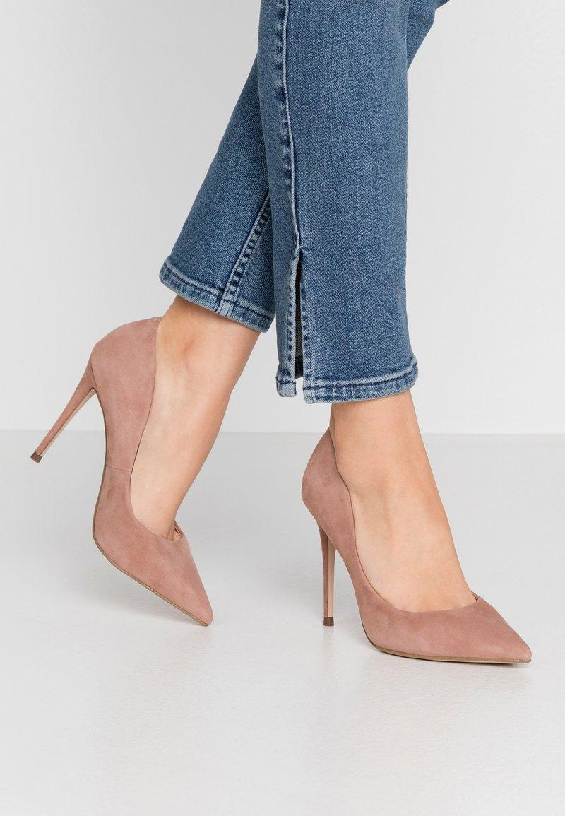 Steve Madden - DAISIE - High heels - tan