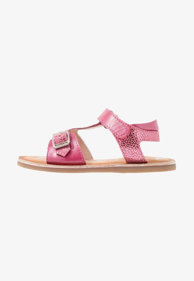 DIAZZ - Sandals - rose fonce