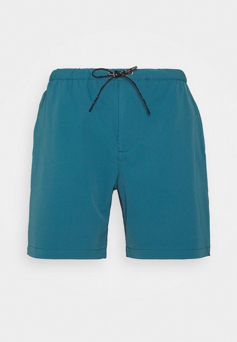 Club Monaco - ATHLETIC - Shorts - midnight blue